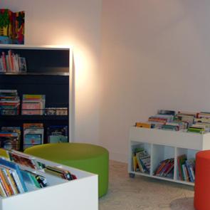 Bibliothèque de Ger