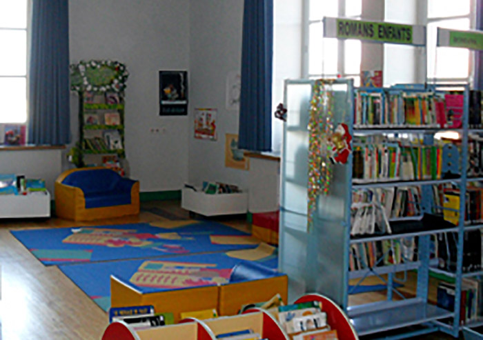 Bibliothèque de Pontacq